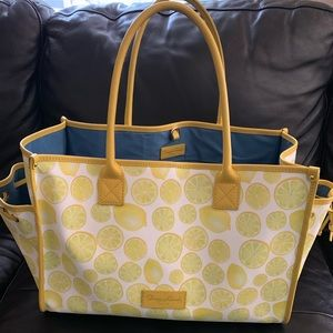 Dooney & Bourke Limone Medium Tote